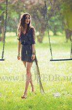 DENNY ROSE MINIABITO abito vestito art. 6605 FUCSIA tg. L