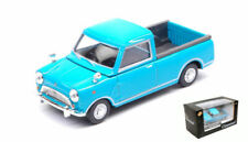 Mini pick up light blue 1:43 auto stradali scala cararama