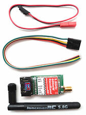 Immersion RC 600mW 5.8GHz 15Ch Raceband A/V FPV Transmitter TX5G8600RB