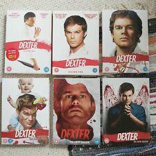 DEXTER - Complete Seasons 1-6 Individual Box Sets (Region 2)