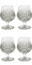 Waterford Lismore Brandy Balloon Boxed Pair 12oz (2) Pair 4 Glasses #6223182620
