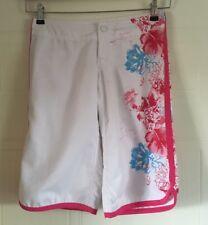 Womens Girls Animal Surf board shorts - running beach Size 8 - W28