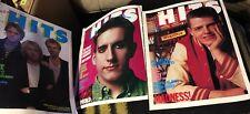 (3) Smash Hits 1980-1981 punk music magazines Police
