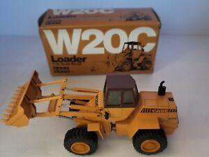 NZG #214 CASE W20C Loader 1:35 Scale Diecast Model Original Box