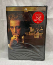 The Godfather Part Iii (Dvd, 2004) Widescreen Collection-Sealed