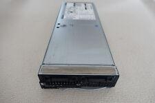 HP BL460c G6 Bladeserver, L5520, no memory, no disk, NC360M, QMH2462