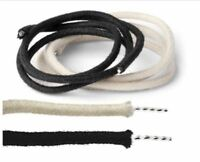 Cloth Push Back Single-coil Hookup Wire 4 Feet for Vintage Fender Guitar Bass