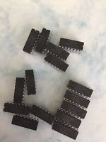 ( Lot Of 4 ) Fairchild 74S133DC Logic Circuit 13-Input NAND S-TTL 16-Pin Dip NOS