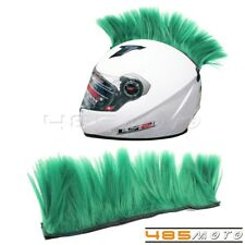 8 Colors Helmet Colorful Mohawks Hair For Motorcycles Ski Snowboard Dirt Bikes
