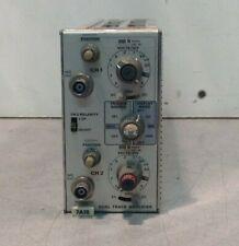 Tektronics 7a18 Dual Trace Amplifier