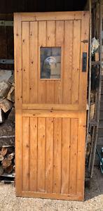 Internal Stable Door