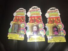Moshi Monsters Bobble Bots Moshling Lot Of 3