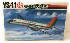 Bandai YS-11 regional airliner TDA/JSDF scale 1/72 NEW SEALED