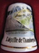 Dé à coudre Aiguille de Chambeyron Thimble Fingerhut #31