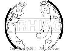 Ganasce freno tamburi posteriori 038/044 LANCIA Y 1996-2004 con registro v.descr