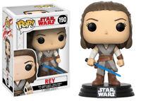 Pop! Star Wars: The Last Jedi - Rey #190