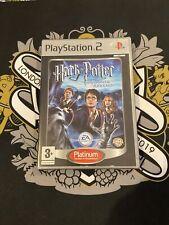 Harry Potter and the Prisoner of Azkaban - Platinum Edition PS2 - PAL