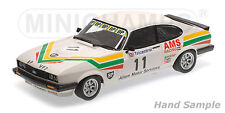 Minichamps 155171492 - FORD CAPRI 3.0 WINNER SILVERSTONE CIRCUIT RACE 1979 1/18