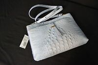 NWT! Brahmin All Day Convertible Chambray Melbourne Crossbody/Shoulder bag.Lilac