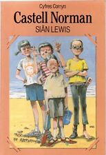Castell Norman by Sian Lewis (Welsh language paperback, 1992)