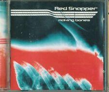 Red Snapper - Making Bones Cd Ottimo