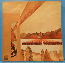 STEVIE WONDER INNERVISIONS VINYL LP '73 ORIGINAL PRESS GREAT CONDITION! VG+/VG!!