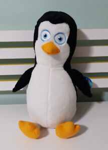PENGUINS OF MADAGASCAR CHARACTER PLUSH TOY! SOFT TOY ABOUT 35CM TALL KIDS TOY!