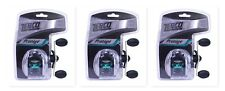 (3) Zebco Protege PR100S Right-Handed Baitcasting Reels 6.1:1 New In Package