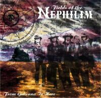 FIELDS OF THE NEPHILIM - FROM GEHENNA TO HERE   CD NEU