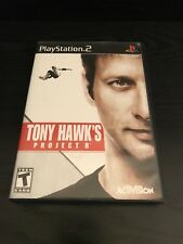Playstation 2 Tony Hawk's Project 8 (Complete)