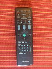 Mitsubishi TV & VCR Remote Control (E940628)