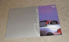 Daihatsu Copen Coupe Brochure 2004-2005