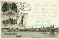 Ansichtskarte Bonn 1897  (Nr.878) -II
