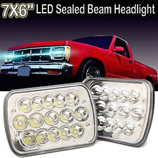 "For Chevrolet Chevy S10 Sonoma Truck 1982-1994 7'x6"" LED Headlight High/Low Beam"