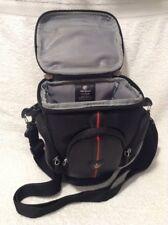 Targus TGC-DE100 Digital SLR Camera Case Black Semi Rigid Bag