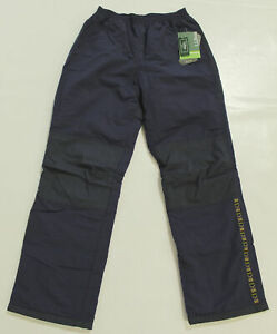 L.L. Bean Unisex Juniors Mountain Insulated Playground Pant RH7 Navy Size XL/18