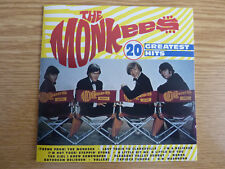 CD The Monkees Greatest Hits I'm a believer Daydream believer words
