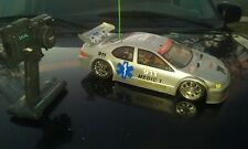 Tamiya TT-01 RC TOURING CAR, 1/10 electric w RARE ANDY'S BODY