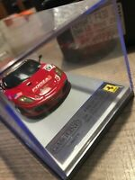 Gasoline Models 1/43 2004 Ferrari F430 GT2 24H LE MANS 2007 Team Risi competiz.