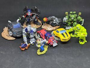 Transformers mini Robot Heros bundle figures. Action  figures and vehicle bundle