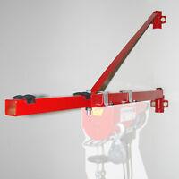 SCHWENKARMHALTERUNG für Seilwinde Seilzug max 250kg NEU Kranarm Lastarm