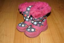 Botas De Nieve Niña-tamaño 6