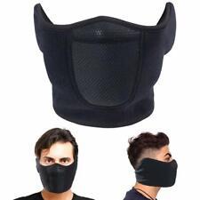 US STOCK Fleece Ski Half Face Cover Mouth Cover Winter Ear Warmer for Men Women