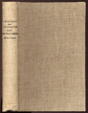 GEORGES PORTMAN, L'ALLEMAGNE DANS LES TRANCHÉES DE LA PAIX - 1936