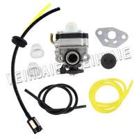 Carburetor Fuel Line Kit Replace Walbro WYL-161-1 Carburetor Carb Primer Bulb