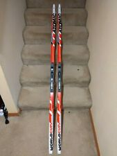 atomic world cup skate xc skis 192cm
