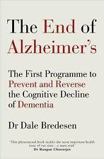 The End of Alzheimer's - Dr. Dale Bredesen, Paperback, New, Sealed