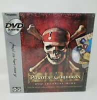 Pirates of the Caribbean DVD Treasure Hunt by Imagination Board Game