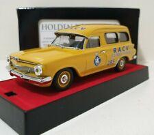 TRAX 1/43 Holden EJ Van RACV Patrol Service