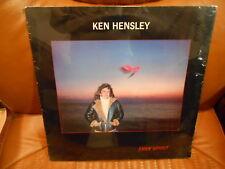 KEN HENSLEY - FREE SPIRIT - UK - 1st PRESS - FACTORY SEALED - URIAH HEEP